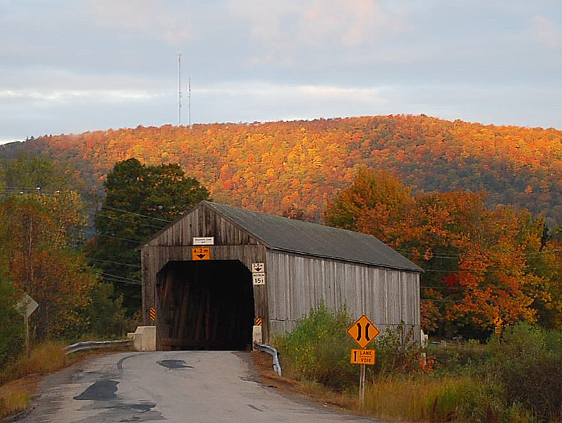 Bloomfield Covered Bridge, Kennebecasis