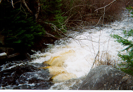 Source of the Nashwaak